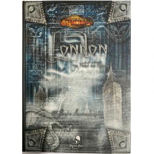 Cthulhu: London - Im Nebel der Themse - Quellen- und Abenteuerband 1920er und 1890er