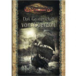 Cthulhu: Das Geisterschiff von Caerdon - 1920s Abenteuersammelband