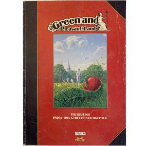 Cthulhu: Green and pleasant Land - The British 1920s-30s - Quellen- und Abenteuerband von 1987