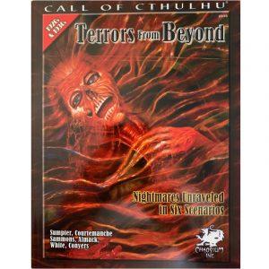 Cthulhu: Terrors from Beyond - Nightmares unraveled in 6 Scenarios - Abenteuersammelband