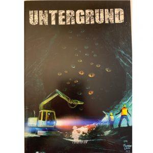 Cthulhu: Untergrund - Abenteuerband aus der Reihe Cthulhus Ruf für NOW