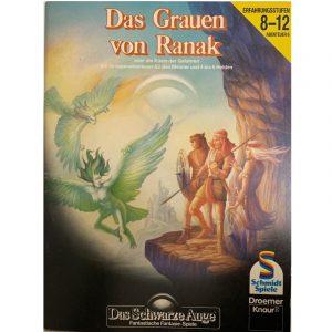 Das Schwarze Auge DSA Abenteuer 006 Das Grauen von Ranak DSA1 Gruppenabenteuer